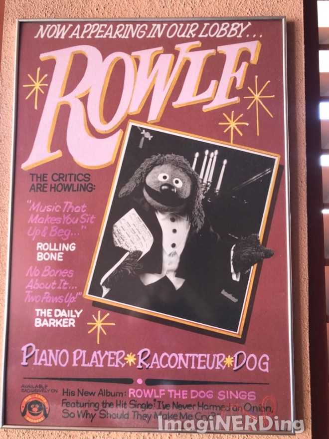 Rowlf the Dog Muppetvision