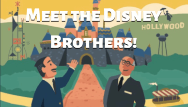 Meet the Disney brothers by Aaron h goldberg