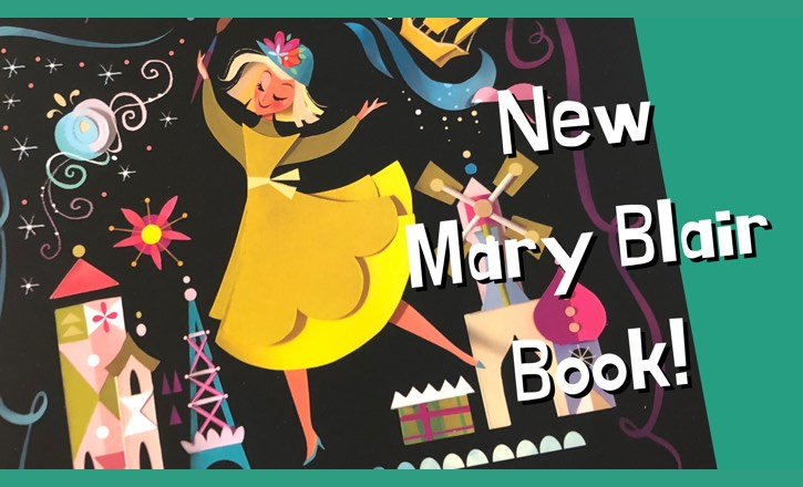 new mary flair book disney