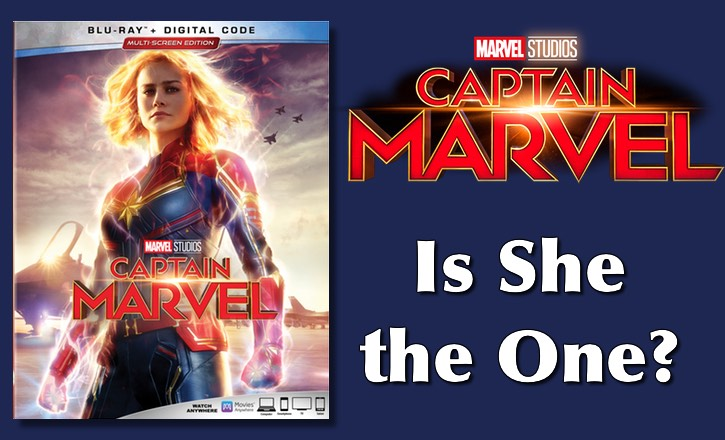 Captain Marvel Special Features