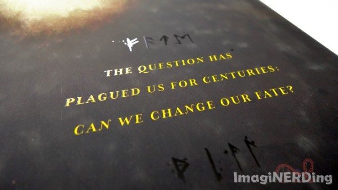 Image of the quote from Loki: The Questions has plagues us for centuries: Can we change our fate?