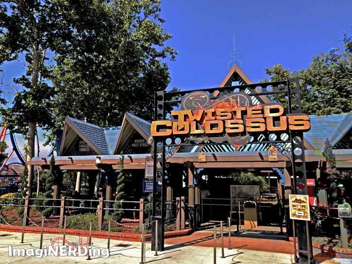 twisted colossus building