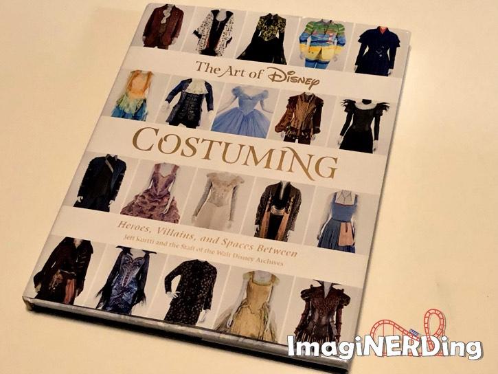 art of disney costuming cover