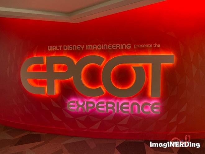 Walt Disney Imagineering Presents the Epcot Experience