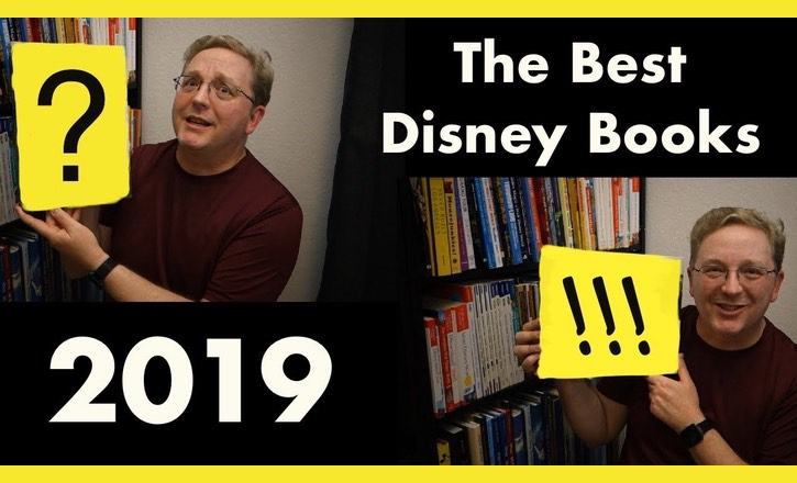 image of george taylor for the best disney and theme park books of 2019