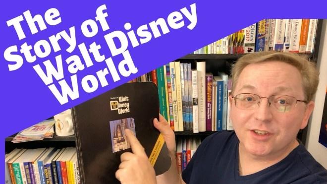 the story of walt disney world