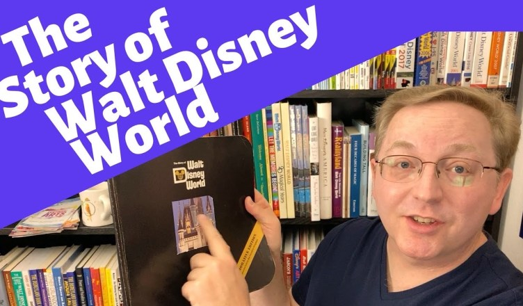 the story of walt disney world