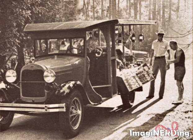 fort wilderness peddler truck disney