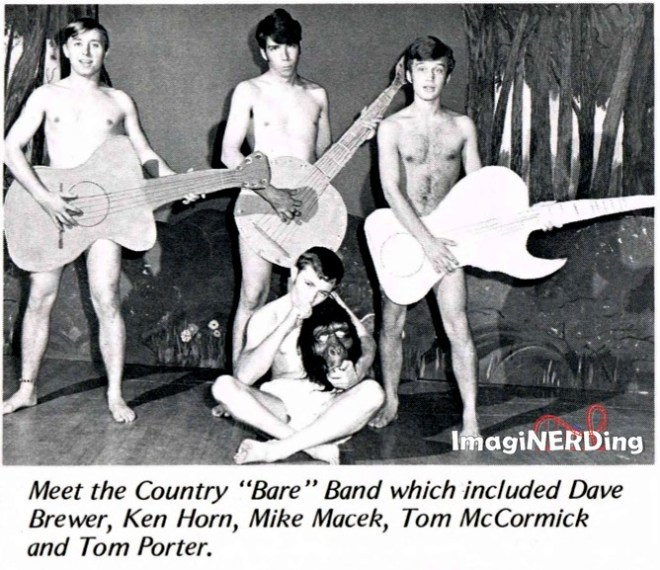 the country bare band