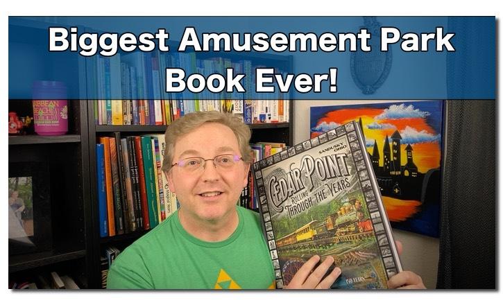 Cedar Point History Book