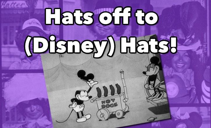 Hats off to Disneyland Hats
