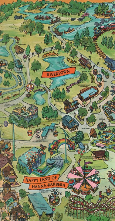 Imagineering an American Dreamscape-map-01