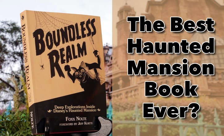 Boundless Realm Haunted Mansion Book Review