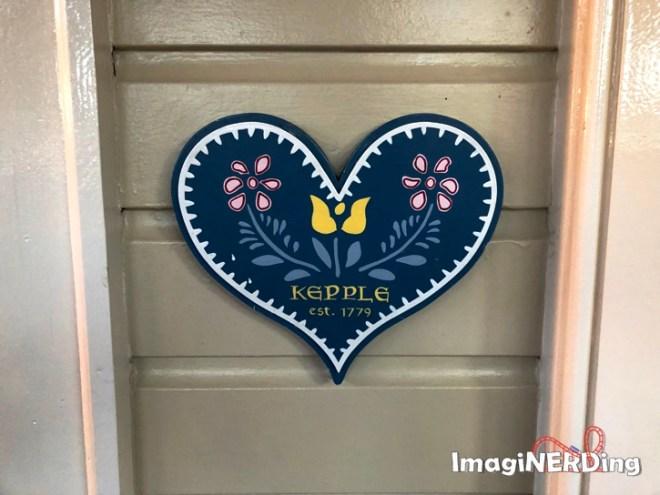 Kepple Disney was Walt and Roy Disney's paternal grandfather