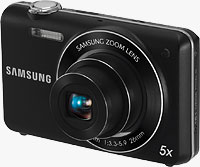 Samsung's ST93 digital camera. Photo provided by Samsung Electronics Inc.