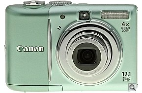 image of Canon PowerShot A1100 IS