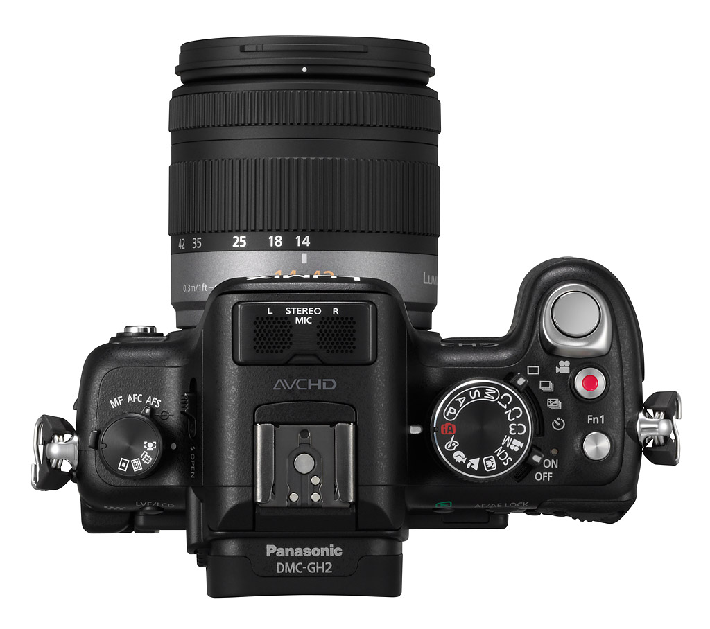 Panasonic GH2 Review