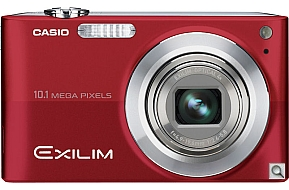 image of Casio EXILIM Zoom EX-Z200