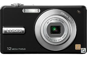 image of Panasonic Lumix DMC-F3