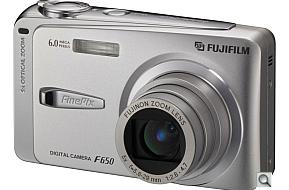 image of Fujifilm FinePix F650