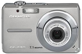 image of Olympus FE-230