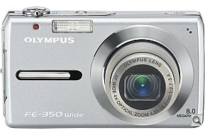 image of Olympus FE-350 Wide