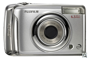 image of Fujifilm FinePix A610