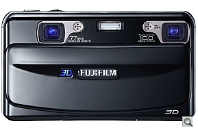 image of Fujifilm FinePix REAL 3D W1