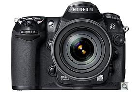 image of Fujifilm FinePix S5 Pro
