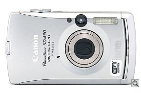 image of Canon PowerShot SD430