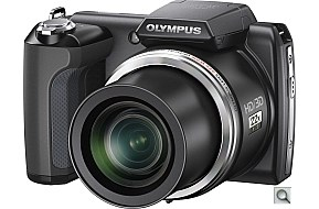 image of Olympus SP-610UZ