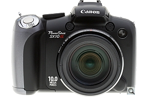 image of Canon PowerShot SX10 IS