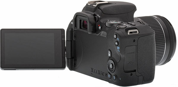 Canon SL2 Review -- Product Image
