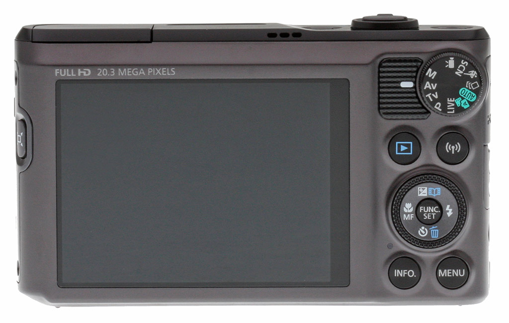 the sx720 hs sports comfortable intuitive and familiar controls
