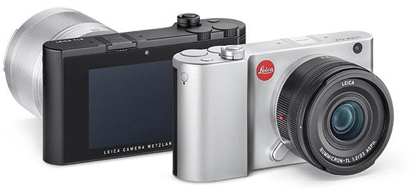 Leica TL2 Review -- Product Image