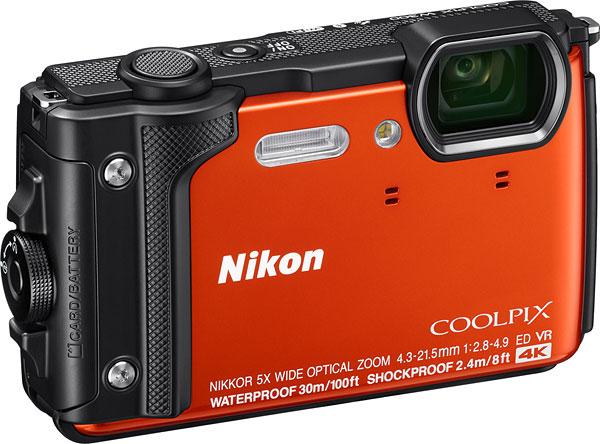 Nikon W300 Review