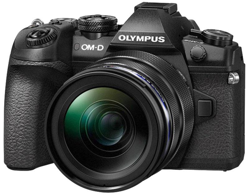 Olympus OM-D E-M1 II - imaging-resource.com