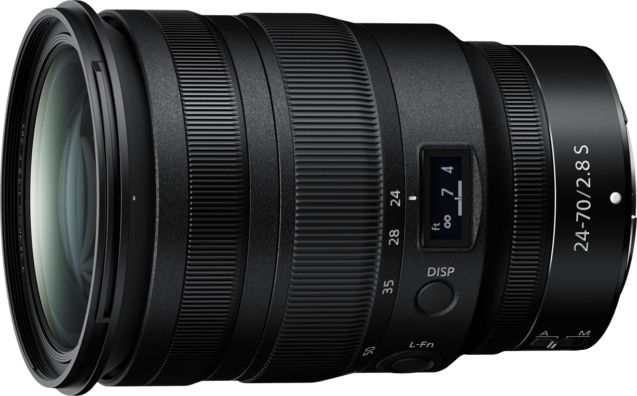 Nikon Z 24-70mm f/2.8 S Nikkor Review