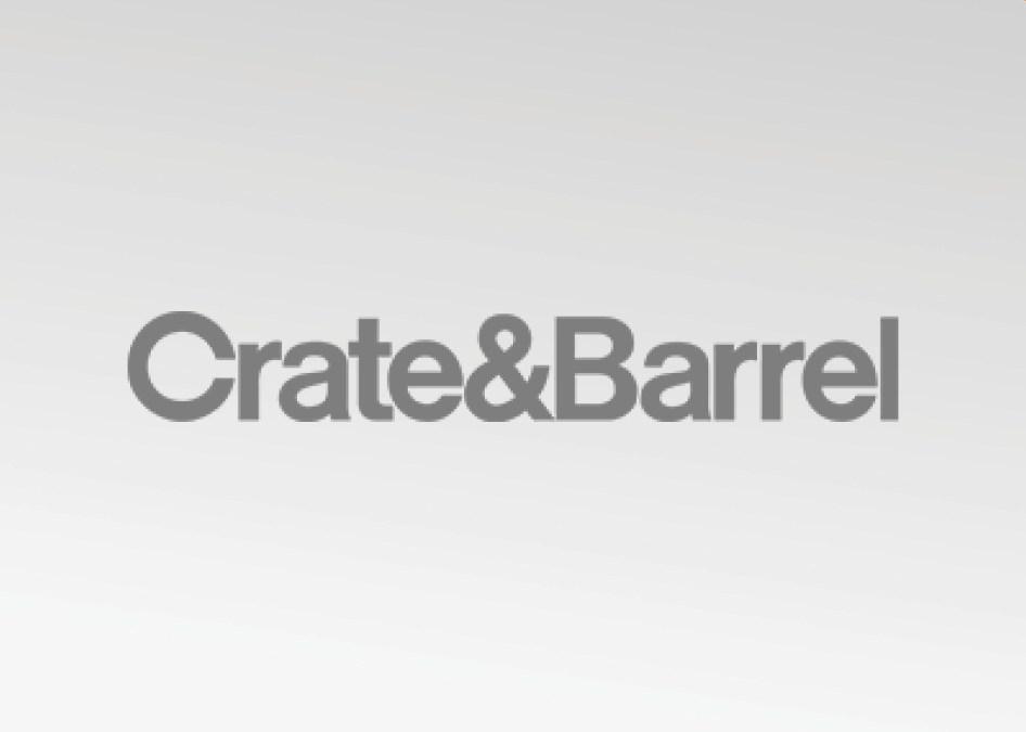 Case Study: Crate & Barrel