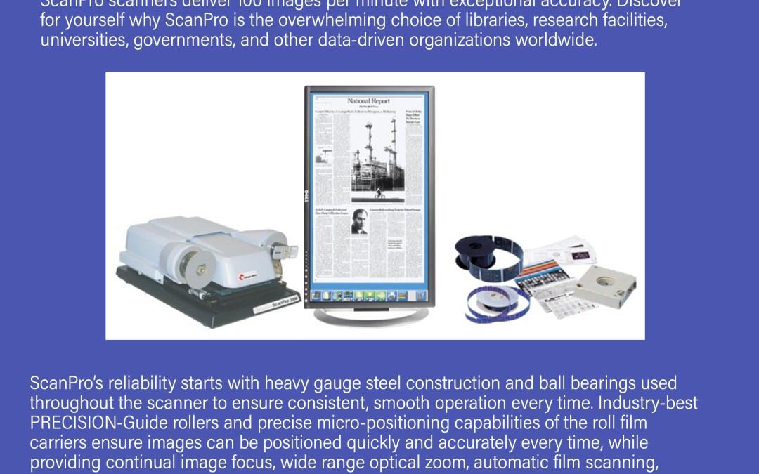 Downloadable ScanPro Brochure
