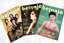 contoh desain cover majalah