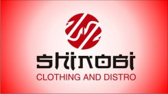 Logo Shinobi Distro