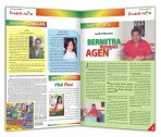 contoh layout majalah