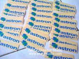 cutting sticker logo fastron 50 pcs by imagi sticker makassar