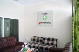 sticker indoor mondelez