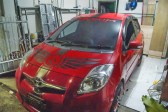 striping stiker rmobil yaris
