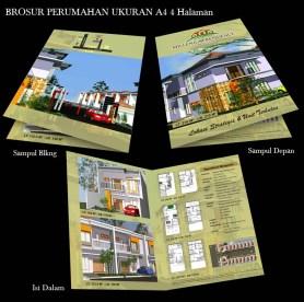 Brosur Millenium Regency