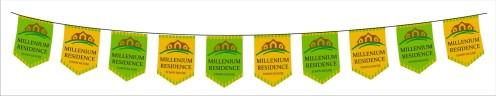 Flag Chain Millenium Residence