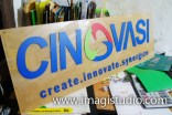 Acrylic Sign Cinovasi