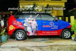 Car Branding Double Nine Course, Design and Installation by IMAGI Studio